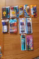 stylos rétractables