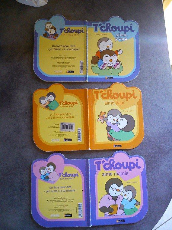 3 Tchoupi aime