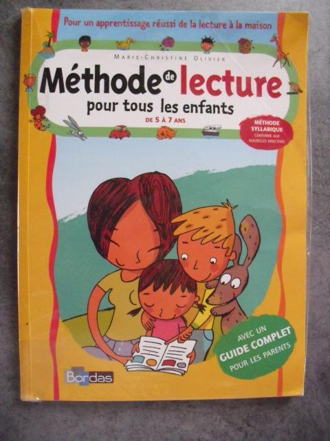 Methode lecture 5 à 7 a