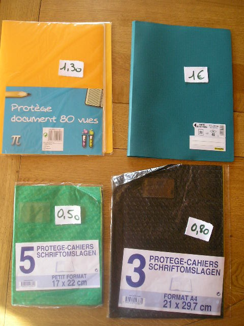 PROTEGE DOCUMENTS + PROTEGE CAHIERS