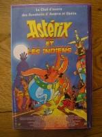 ASTERIX ET LES INDIENS - VHS