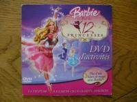 DVD - barbie 12 princesses