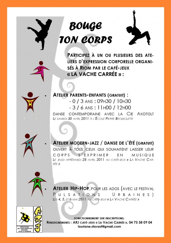 Bouge ton Corps