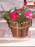 Fleurs Rotin []