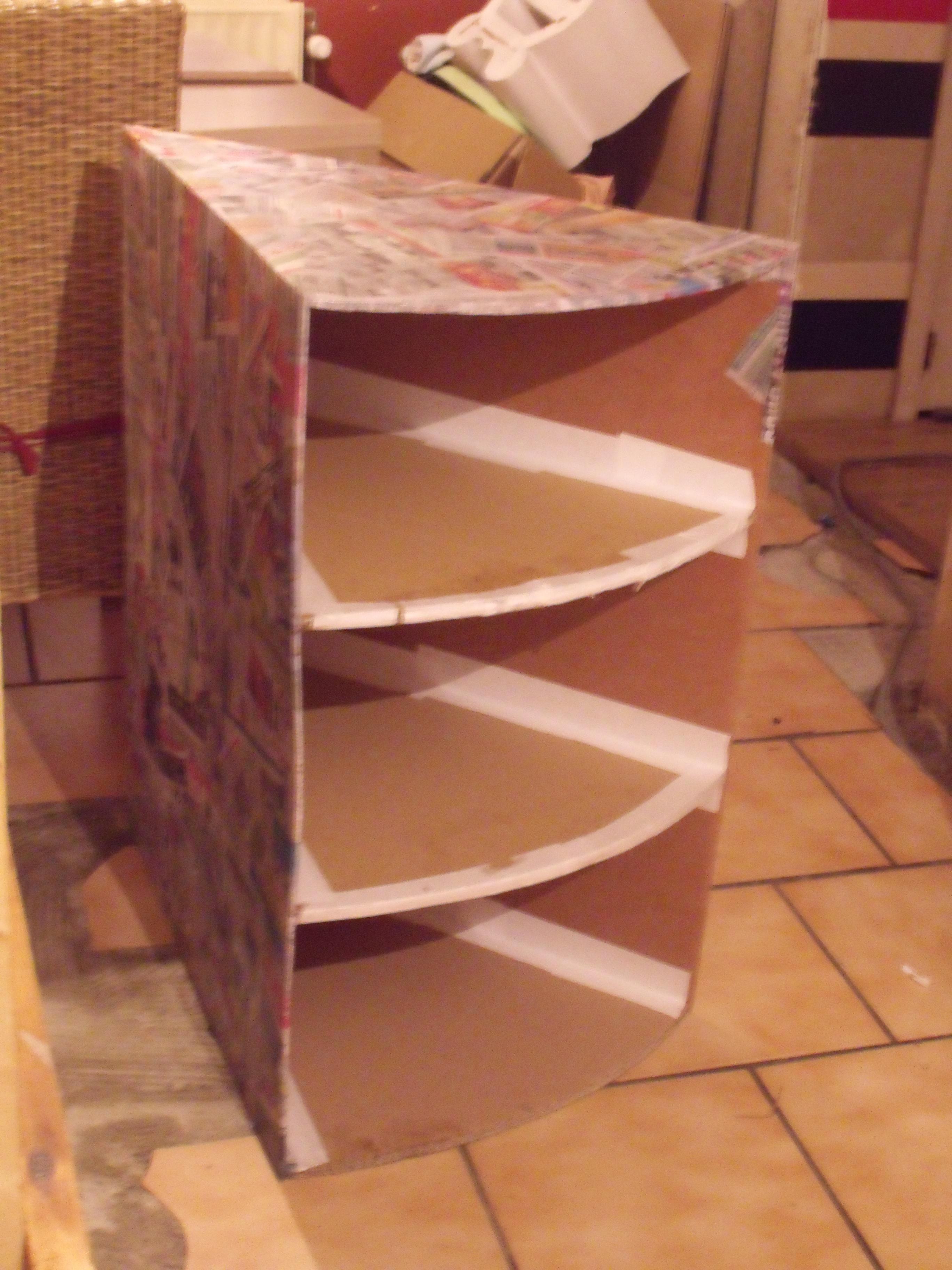 Table A Langer D Angle ma table à langer d'angle en carton - bricolage - forum