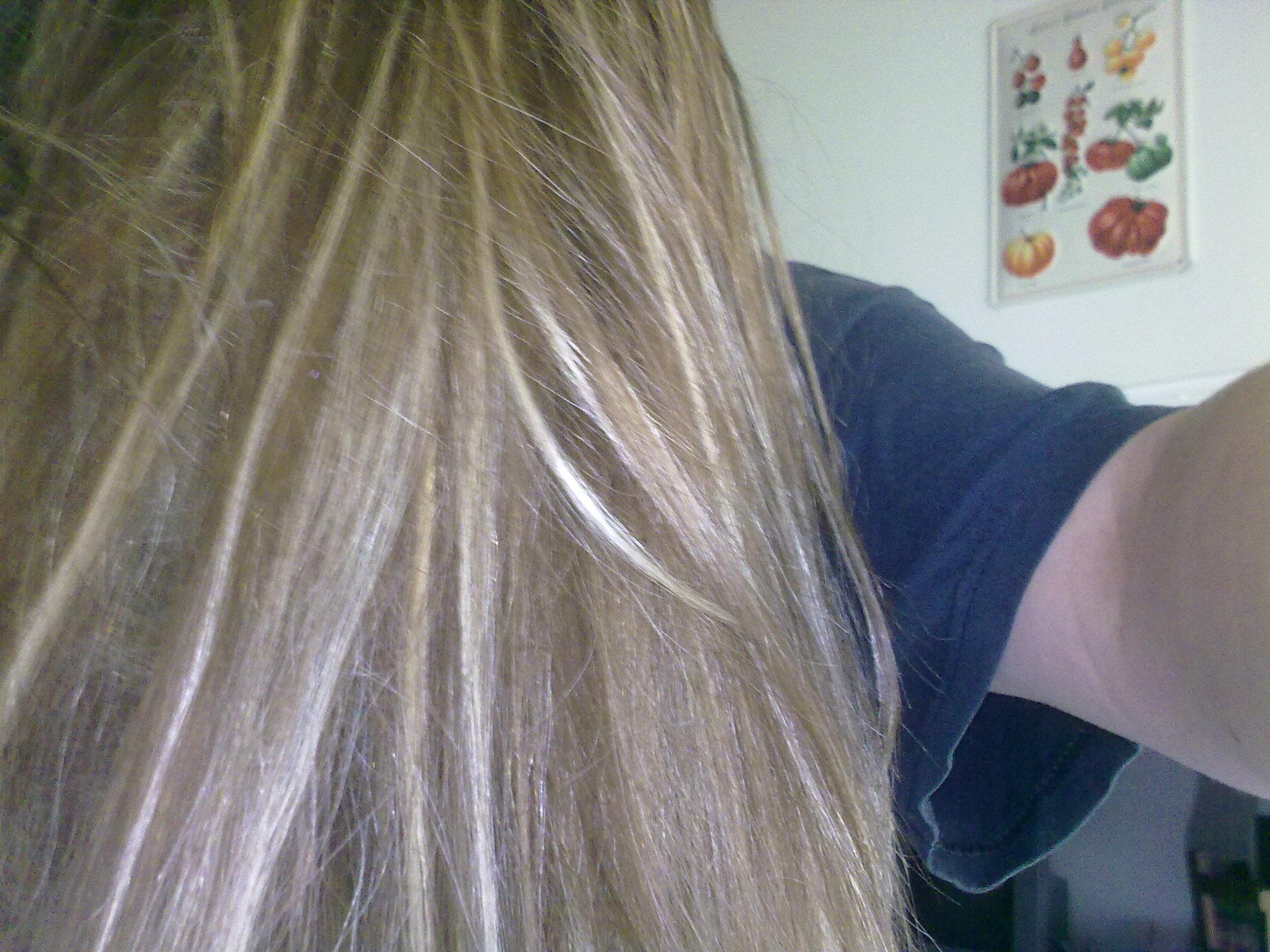 Retirer une coloration de ses cheveux naturellement