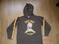 pull best way à capuche comme neuf ! 5 €