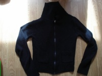 jennyfer gilet noir zippé taille L 2 €