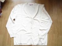 veste mérinos crème état neuf taille 1 7 €