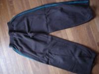 pantalon survêtement  marron taille élastique 2€