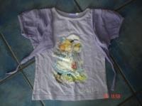 tee shirt avec caraco SARAH KAY 3€