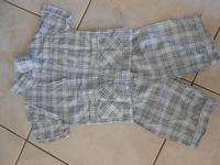 pyjama court 3€