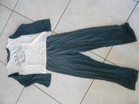 pyjama marine 2€