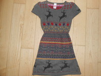 robe pull taille ressérée 4€