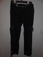 pantalon t36/38   velours  8€