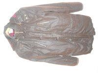 manteau OKAIDI marron 25€