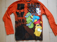 HM bart simpson 3€
