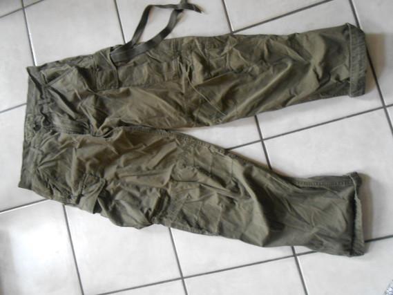 pantalon large marron taille 38  2€