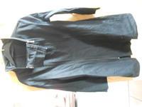 robe tunique 42 noire 2 fermetures éclair 5€