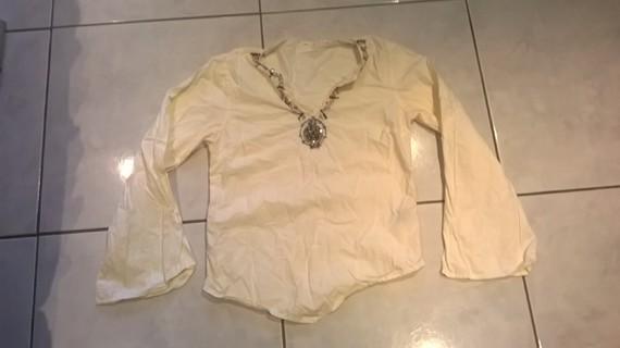 blouse Xl dp jeans 5€
