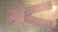 pyjama PETIT BATEAU violet 8€