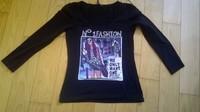 tee shirt manches longues XL  4€