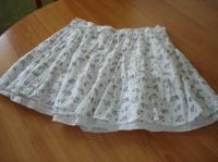jupe courte Camaieu (portée 1 fois)  T 36   6 €