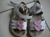 sandalettes pointure 21