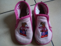 chaussons petit ours brun pointure 22