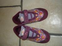 chaussures charlotte aux fraises pointure 25