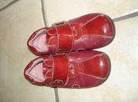 chaussures vernies rouges pointure 26