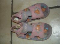 chaussures de plage NEMO   pointure 25         1,5 €