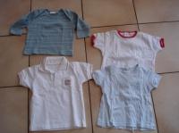 tee shirt 1,5€ pièce