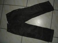 pantalon gris velours