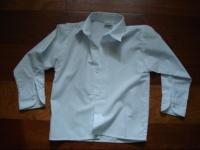 chemise blanche 3,5 €