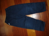 pantalon bleu marine 6 ans 4 €