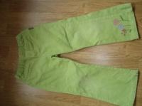 pantalon de velours taille élastique Vert baudet 3 €