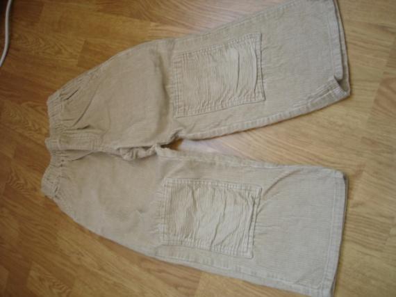 pantalon taille élastique 6 ans 3 €