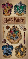 HarryPotterChipboardScrapbookingStickers