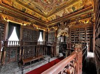 General Library at University of Coimbra