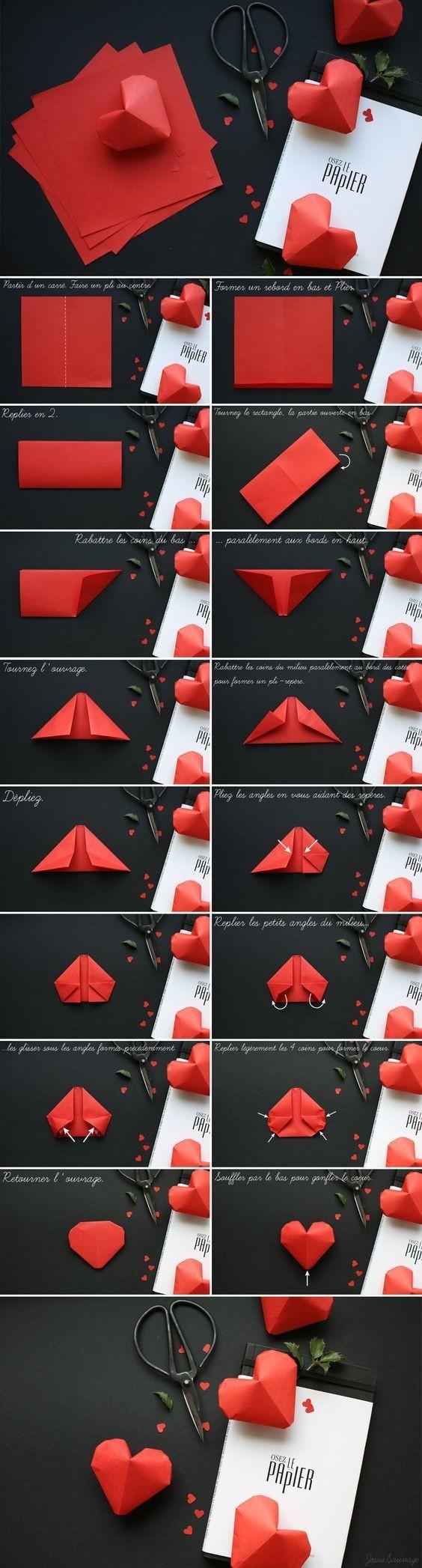 coeur_origami