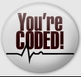 A you're coded