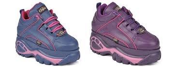 succombé pour filles Buffalo vous les ados avez Chaussures des nqIfwTA