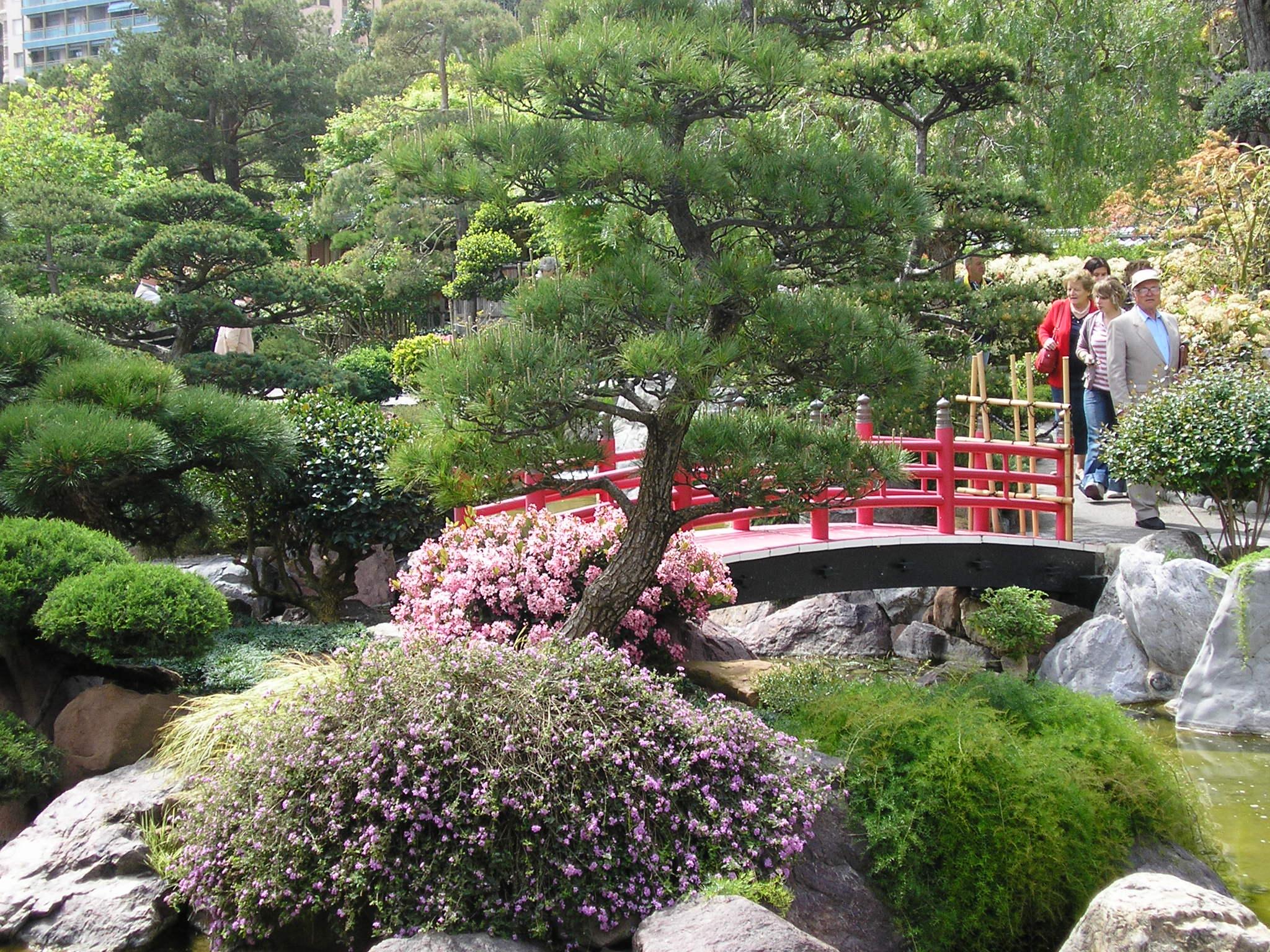 Jardin japonais jardins et fleurs wam06 photos for Fleurs et jardins