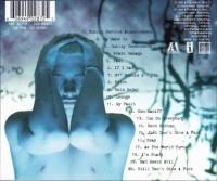 Eminem - The Slim Shady LP - Back
