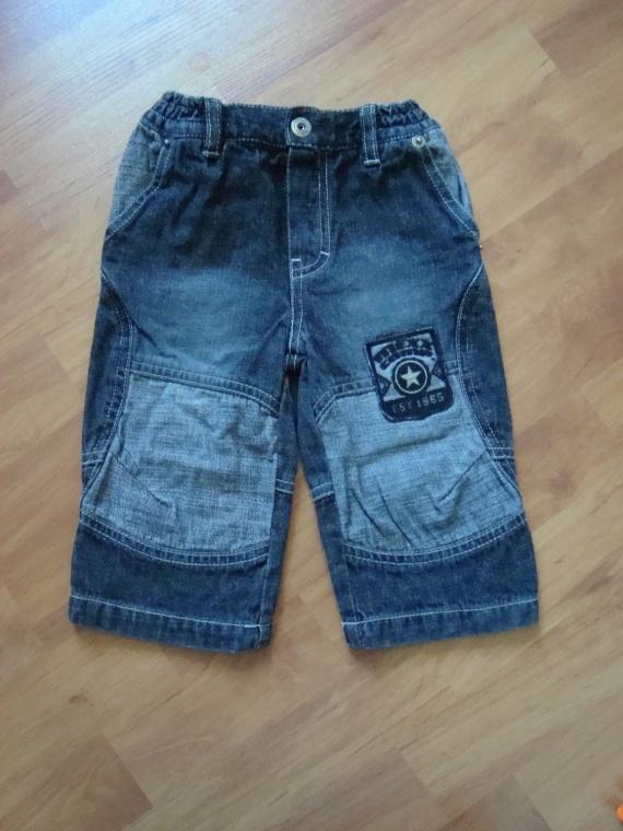 pantalon jean noir mexx 9mois 5€
