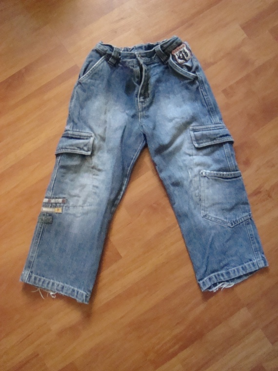 jean mila blue taille 4 ans