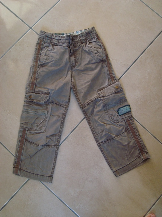 pantalon sergent major 5ans 7€