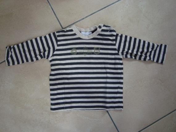 tee shirt ML mexx 9mois 3.50€