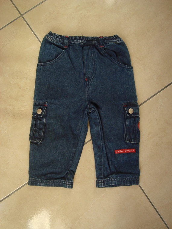 pantalon jean 18mois 4€